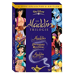 Aladdin Trilogie (4 DVDs) [Collector's Edition]