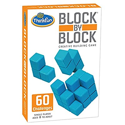 ThinkFun Block By Block from ThinkFun