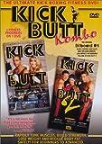 Kick Butt (2pc) [DVD] [Import]