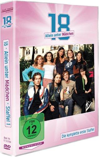 18 - Allein unter Mädchen - Die komplette 1. Staffel [2 DVDs]