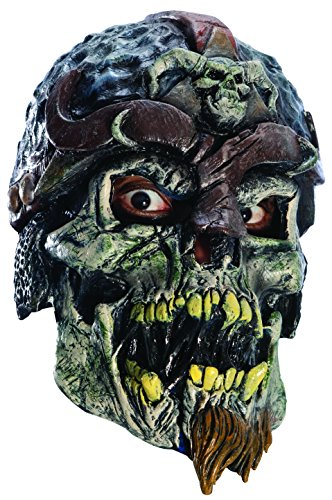 Rubies Child's Savage 3/4 Vinyl Mask - 1