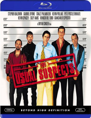 Подозрительные лица / The Usual Suspects (1995/BDRip/HQ)