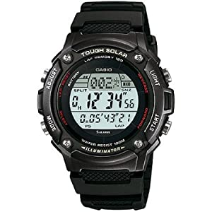 Casio Collection Unisex-Armbanduhr Multi Task Gear Digital Quarz W-S200H-1BVEF