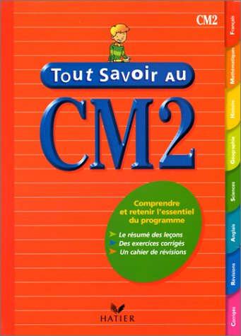 Tout Savoir...: Cm2 (French Edition)
