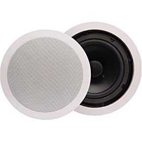 AudioSource AS6C 6-Inch In-Ceiling Speakers (Pair)