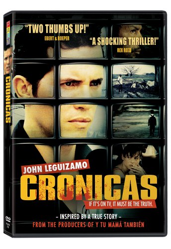 Cover art for  Cronicas