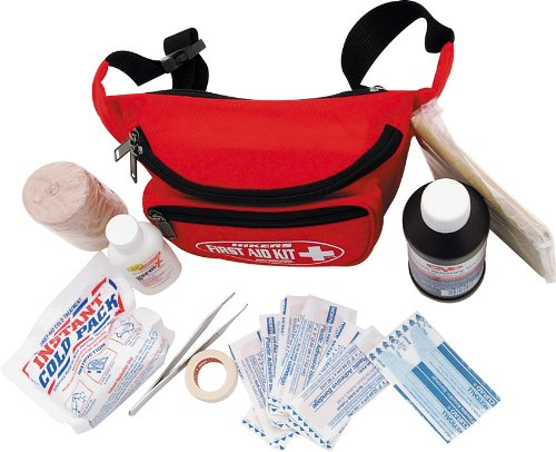 Hikers Fanny Pack First Aid Kit