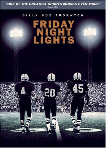 Cover art for  Friday Night Lights (Widescreen Edition)