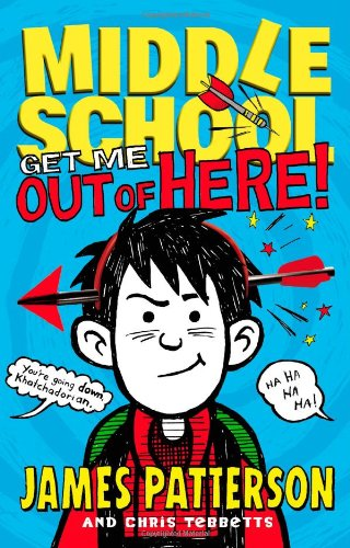 Middle School, Get Me Out of Here! (2012) (Book) written by James Patterson