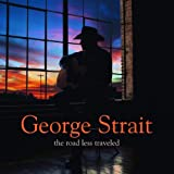 George Strait Album - The Road Less Traveled (Front side)