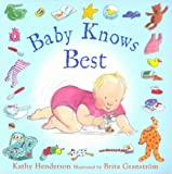 Baby Knows Best (0552546666) by Henderson, Kathy