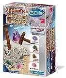 Clementoni 69940.7 - Galileo - Ausgrabungs-Set - Steine und Mineralien