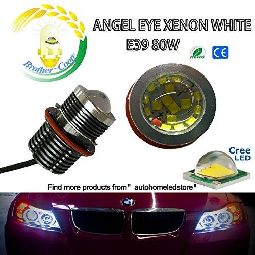2pc-x-dahosun-e39-led-angel-eyes-80w-cree-160w-kit-para-bmw-e60-m5-bombilla-x5-e53-e63-e64-e65-e66-x
