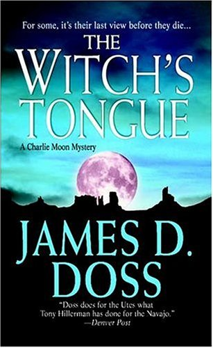 Image for The Witch's Tongue (A Charley Moon Mystery)