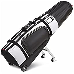Sun Mountain 2014 ClubGlider Tour Series Travel Bag Black-White
