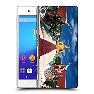 Snoogg Gautam Bhudda Designer Protective Back Case Cover For SONY Z4 COMPACT