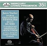 Dvorak: Cello Concerto in B minor, Op. 104; Bruch: Kol Nidrei; Tchaikovsky: Variations on a Rococo Theme [Hybrid SACD