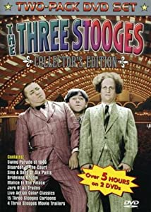 Three Stooges Collector's Edition [DVD] [Region 1] [US Import] [NTSC]