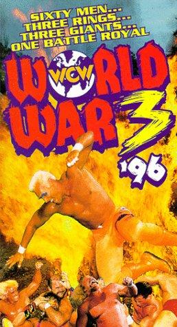 WCW:World War 3 '96 [VHS] (Wcw World War 3 compare prices)