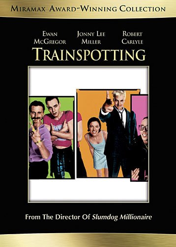 Trainspotting &#8211; Director&#8217;s Cut (Collector&#8217;s Edition) Drum &#038; Bass Rave movie DVD