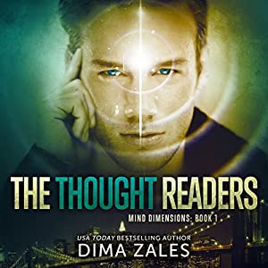 The Thought Readers Audiobook