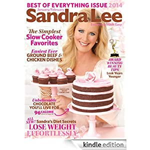 Amazon.com: Sandra Lee Magazine: Kindle Store: TV Guide