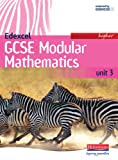 Edexcel GCSE Maths: Higher Student Book Unit 4 (Edexcel Gcse Mathematics S.) (043553386X) by Pledger, Keith