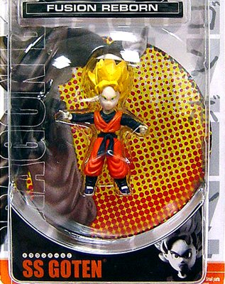 Buy Low Price Jakks Pacific Dragonball Z 'Best of Dragonball Z' Fusion Reborn Action Figure SS Goten (B000QHGTK2)