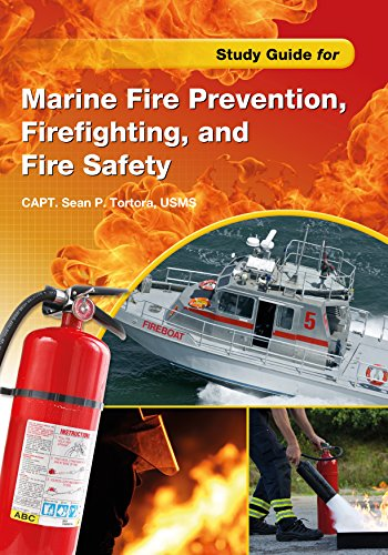 Study Guide for Marine Fire Prevention, Brandbekämpfung, - 0 - Brandschutz
