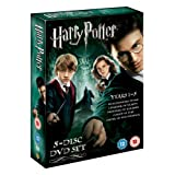 Harry Potter Years 1-5 Box Set  [DVD]by Daniel Radcliffe