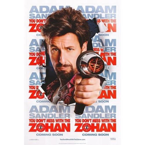 Не шутите с Зоханом / You Don't Mess with the Zohan (2008) CAMRip