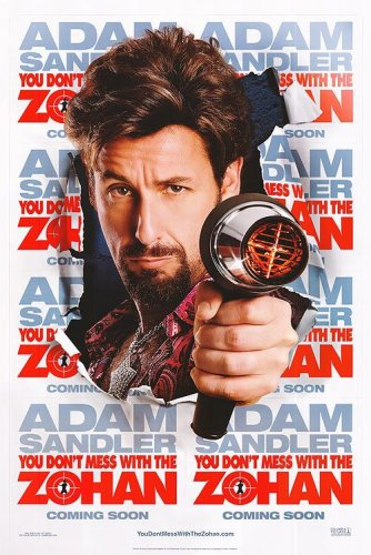 You Don't Mess with the Zohan / Не шутите с Зоханом (2008)