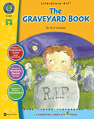 Nat Reed - The Graveyard Book Literature Kit Gr. 5-6 (English Edition)