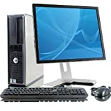 Windows 8 - Dell OptiPlex Computer Tower with Large 19