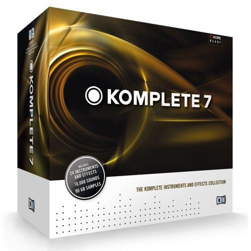 Native Instruments KOMPLETE 7 UPGRADE LTO Software (from KONTAKT, REAKTOR or KORE)