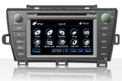 OEM Replacement DVD Touchscreen GPS Navigation Unit For