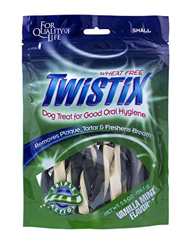 Twistix Treats, Pack Of 3 (Vanilla Mint, Small)