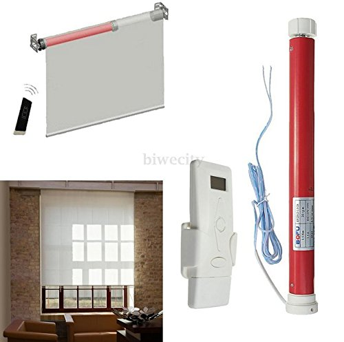 Morningrising 12v Diy Electric Roller Blind Shade