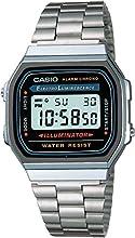 Casio A168WA-1YES Orologio da Polso Unisex