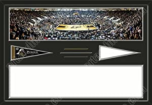 Purdue Boilermakers Ross-Ade Stadium & Your Choice Of Stadium Panoramic... by Art and More, Davenport, IA