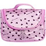Liroyal Handbag Pouch Bag in Bag Organiser Insert Organizer Tidy Travel Cosmetic Pocket Makeup Bag