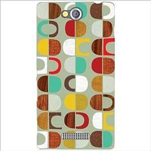 Sony Xperia C Back Cover - Attractive Designer Cases
