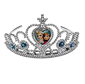 Frozen Blue Stone Crown and Magic Wand Set, Froz:008