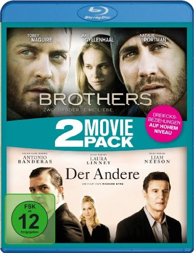 Brothers/Der Andere - 2 Movie Pack [Blu-ray]