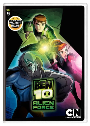 BEN 10 ALIEN FORCE 9