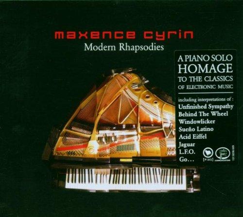 Maxence Cyrin - Modern Rhapsodies - Zortam Music