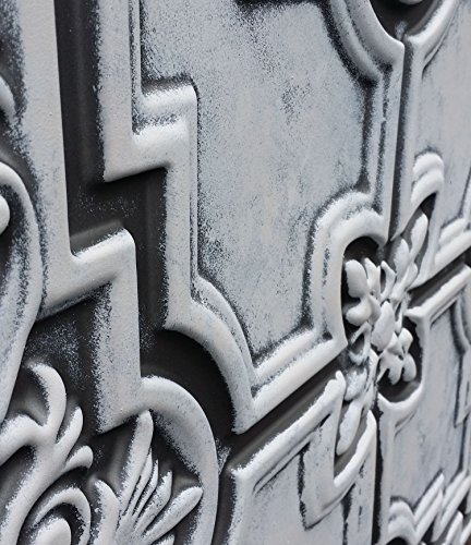 PL16en plusieurs finitions disponibles: aux intempéries Dalles de plafond en relief Cafe Pub Shop Art Décoration murale panneaux 10pieces/Lot