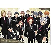 BROTHERS CONFLICT ミニクリアポスター