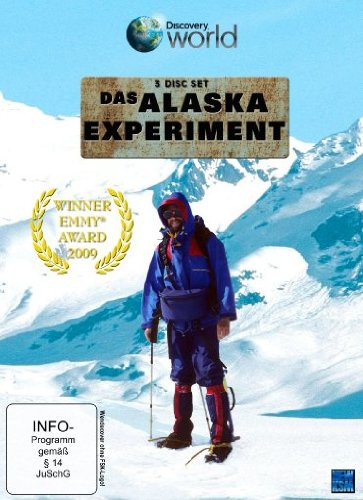 Das Alaska Experiment (3 Disc Set)