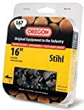 Oregon L67 16-Inch Pro-Guard Chain Saw Chain Fits Stihl